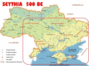 A HISTORY OF UKRAINE. EPISODE 8. GREAT VICTORIES OF GREAT SCYTHIA