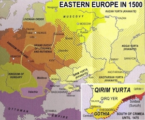 A HISTORY OF UKRAINE. EPISODE 33. THE CRIMEAN KHANATE AND ITS PERMANENT INVASIONS OF UKRAINE