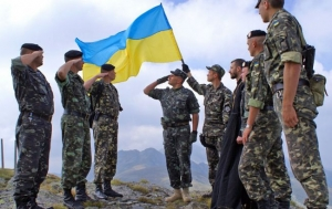 NATO'S BEST DEFENCE AGAINST RUSSIAN AGGRESSION IS NON-MEMBER UKRAINE