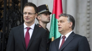 HUNGARIAN GOVERNMENT KEEPS BULLYING UKRAINE