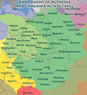 A HISTORY OF UKRAINE. EPISODE 31. THE KYIV AND VOLHYNIA PRINCIPALITIES AND LITHUANIA IN 1430—1470