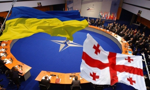 WILL UKRAINE JOIN NATO IN TIME TO SAVE EUROPE FROM RUSSIAN AGGRESSION?