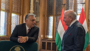 IS HUNGARY'S PM VIKTOR ORBAN REALLY LOYAL TO NATO?