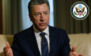 KURT VOLKER: THIS IS A HOT WAR. BOTH CRIMEA AND DONBAS ARE OCCUPIED BY RUSSIA