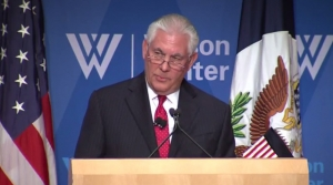 REX TILLERSON: THE U.S. & EUROPE. STRENGTHENING WESTERN ALLIANCES