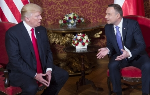 ANDRZEJ DUDA TO DONALD TRUMP: LET'S MAKE A MILITARY DEAL WITHOUT NATO