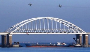 PUTIN'S WAR: RUSSIA ATTACKS UKRAINE IN THE KERCH STRAIT