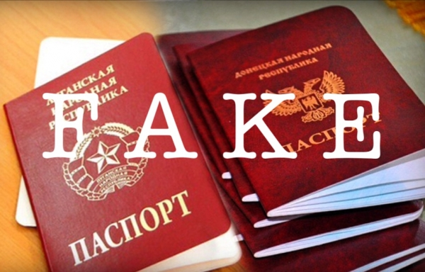 FAKE PASSPORTS AND SKETCHY TOURISTS: HOW RUSSIANS INVADE UKRAINE