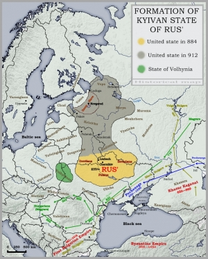 A HISTORY OF UKRAINE. EPISODE 16. PRINCES OF VARANGIAN ORIGIN