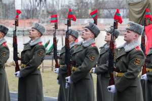 MOLDOVA AND UKRAINE ISOLATE RUSSIA'S OCCUPATION ARMY IN TRANS-DNIESTER