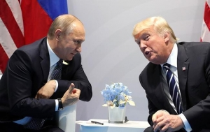 THE APPEASEMENT SUMMIT — TRUMP SUBMITS TO PUTIN