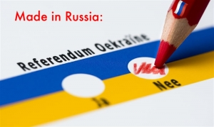 MADE IN RUSSIA: REFERENDUMS EVERYWHERE BUT NOT IN RUSSIA ITSELF