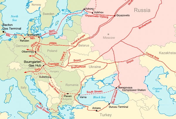 RUSSIA'S WAR AGAINST THE WEST MUST BE DEFEATED: NORD STREAM 2 MUST DIE