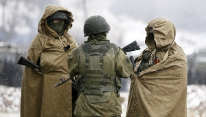 RUSSIANS AT WAR IN UKRAINE: SABOTAGE, RECONNAISSANCE, AND TERRORISM