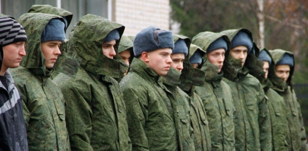WAR CRIME: PUTIN FORCES UKRAINIANS INTO RUSSIAN ARMY