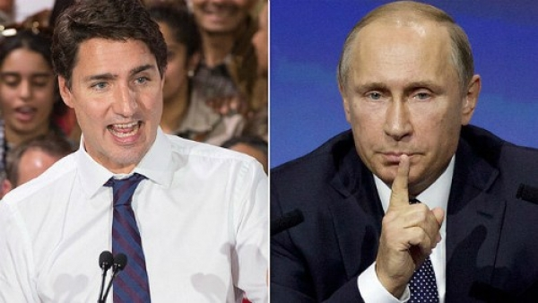 CANADA ERODES THE RULES-BASED INTERNATIONAL ORDER BY FAILING TO SANCTION AGGRESSOR RUSSIA