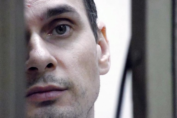 OLEG SENTSOV ON HUNGER STRIKE TO FREE UKRAINIAN POLITICAL PRISONERS OF RUSSIA