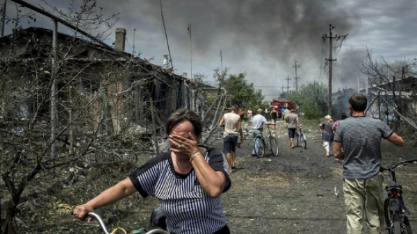 THE HUMAN COST OF RUSSIA'S INVASION OF EUROPE IN UKRAINE
