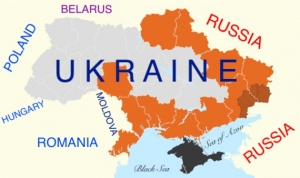 UKRAINE PREPARES FOR RUSSIAN MILITARY OFFENSIVE