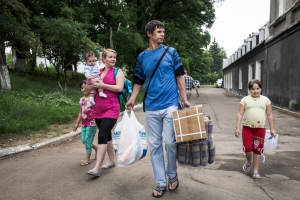 RUSSIA'S INVASION OF EUROPE IN UKRAINE: REFUGEES FACE A HARD FOURTH WINTER