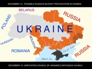 RUSSIA PREPARES MILITARY OFFENSIVE — UKRAINE PREPARES TO DEFEND EUROPE