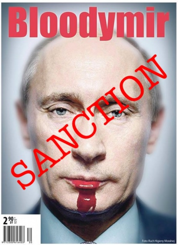 SANCTION PUTIN: THE GRAVEST THREAT TO INTERNATIONAL PEACE AND SECURITY