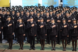 TO SERVE AND PROTECT: POLICING IN UKRAINE