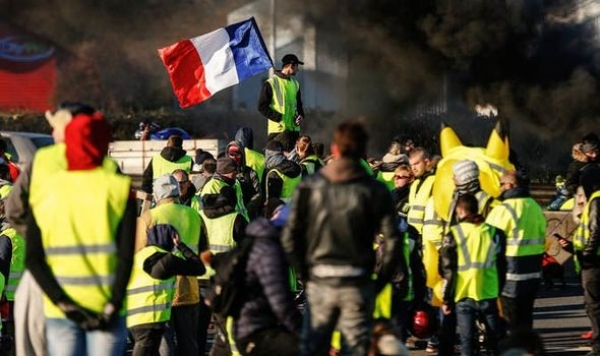 GILETS JAUNES: NOT EUROMAIDAN, NOT A REVOLUTION OF DIGNITY