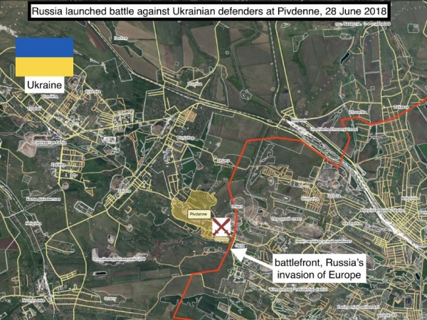 27 KIA & 27 WIA ON BOTH SIDES — THREE DAYS OF RUSSIA'S WAR AGAINST UKRAINE