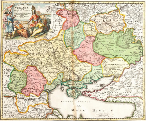 A HISTORY OF UKRAINE. EPISODE 42. MUSCOVY'S OCCUPATION OF LEFT-BANK UKRAINE