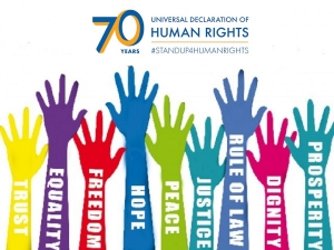 UNIVERSAL DECLARATION OF HUMAN RIGHTS TAKES A BEATING WITH RUSSIA'S WAR AGAINST UKRAINE