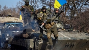 PUTIN'S OCCUPATION ARMY REPULSED BY UKRAINIANS AT AVDIIVKA