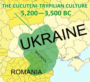 A HISTORY OF UKRAINE. EPISODE 4. THE TRYPILIAN CULTURE