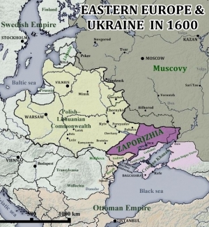 A HISTORY OF UKRAINE. EPISODE 35. THE ZAPOROZHIAN SICH