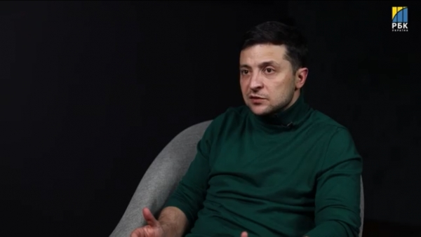 ZELENSKIY — RUSSIA'S AGENT OF CHAOS AGAINST UKRAINE