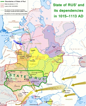A HISTORY OF UKRAINE. EPISODE 21. FEUDAL FRAGMENTATION