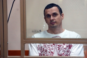 "SAY ""RELEASE SENTSOV!"" IT'S THE ONLY THING WE CAN DO TO FEEL HUMAN"
