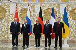 THE MINSK AGREEMENT: THREE YEARS OF FAILURE TO STOP RUSSIAN AGGRESSION