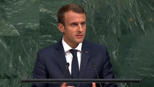 STATEMENT BY PRESIDENT OF FRANCE TO THE UNITED NATIONS