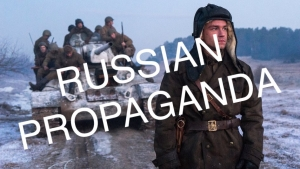 T-34: WAR PROPAGANDA FOR RUSSIA'S INVASION OF UKRAINE