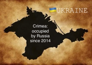 BLOOD ON THEIR HANDS: BUSTING SANCTIONS IN UKRAINIAN CRIMEA TO HELP INVADER RUSSIA