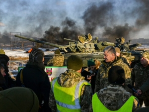 DEVELOPMENTS IN RUSSIA'S RAPIDLY EXPANDING WAR AGAINST UKRAINE
