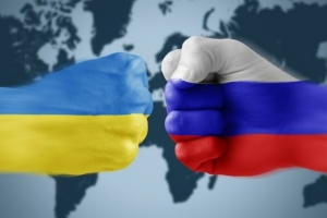 UKRAINE CRISIS? NO, IT'S REAL INTERNATIONAL RUSSIAN—UKRAINIAN WAR