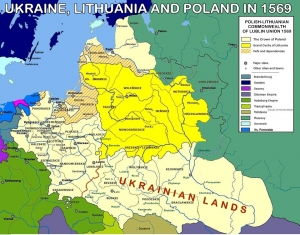 A HISTORY OF UKRAINE. EPISODE 32. DECLINE OF LITHUANIA. UKRAINE UNDER THE POLISH CROWN
