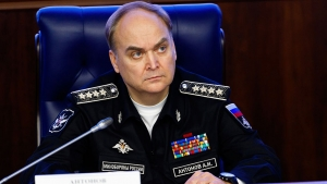 DOG OF WAR AS AMBASSADOR ANTONOV? TRUMP AGAIN CAN'T SAY NO TO PUTIN