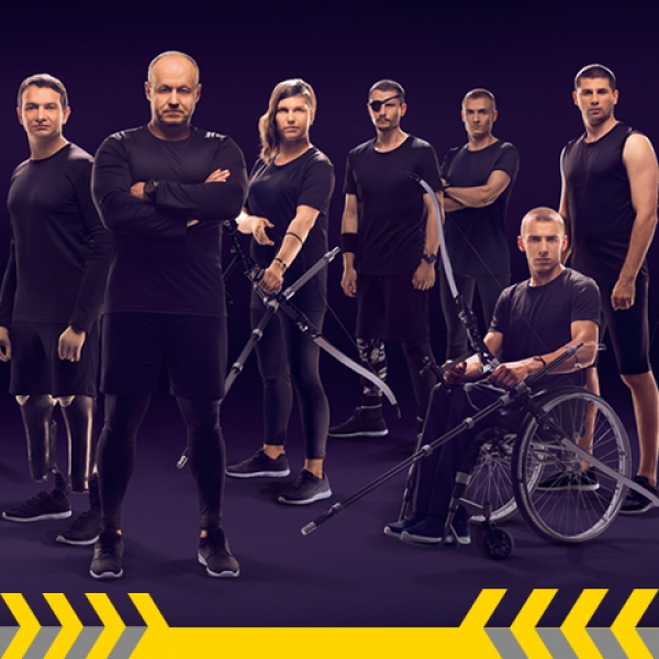 TEAM UKRAINE AT THE INVICTUS GAMES: YOU ARE ALL WINNERS!