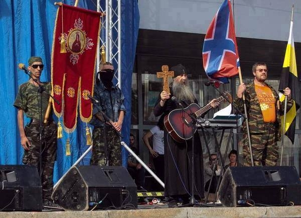 "RUSSIA ATTACKS EVANGELICAL CHRISTIANS IN OCCUPIED DONBAS AND THREATENS UKRAINE WITH ""CIVIL WAR"" ON RELIGION"