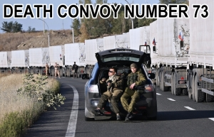 73RD CONVOY SUPPLIES RUSSIA'S ARMY INVADING EUROPE IN UKRAINE