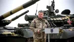 THE WEST'S ONLY FIGHTING DEFENDER: UKRAINE PREPARES FOR THE RUSSIAN OFFENSIVE