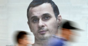 THREATENED WITH TORTURE, PUTIN'S HOSTAGE OLEG SENTSOV ENDS HUNGER STRIKE